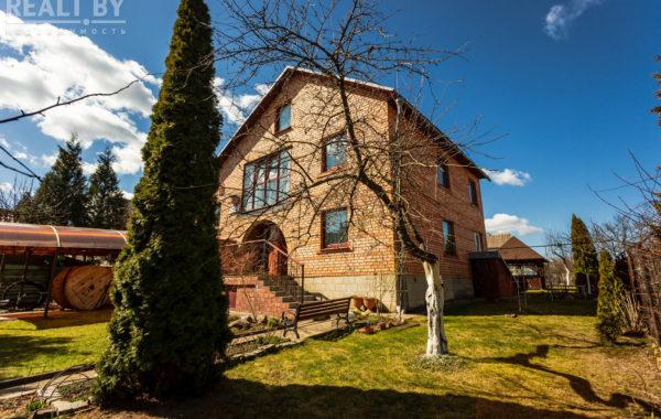 Продается жилой дом в а.г.Колодищи.