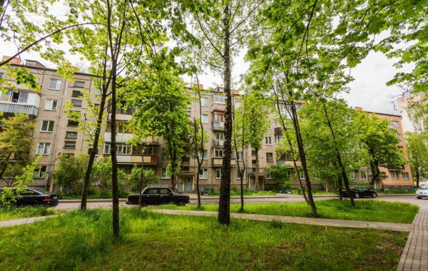 2-я квартира по ул.Ландера