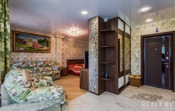 1-ая квартира-студия по ул.Семеняко