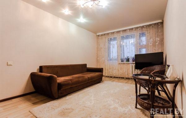 4-ая квартира в Лошице