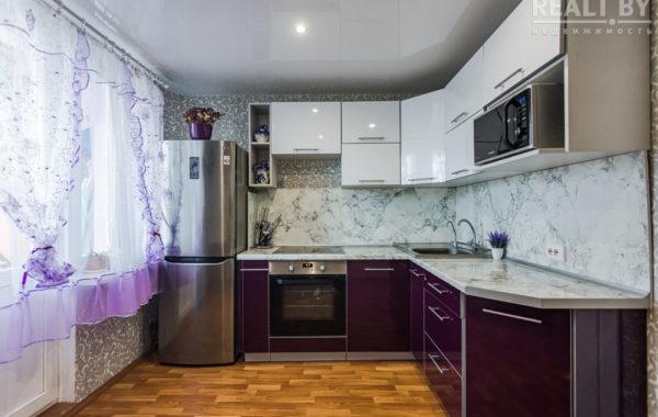 2-ая квартира по ул. Игнатовского