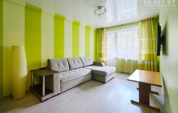 1-ая квартира по ул. Воронянского